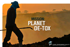 Global Environment Facility Premieres Documentary Film Mission: Planet De-Tox at Geneva Chemicals Conference