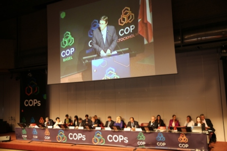 Agenda for the Basel, Rotterdam & Stockholm Conventions' Triple COPs now online in 6 UN languages