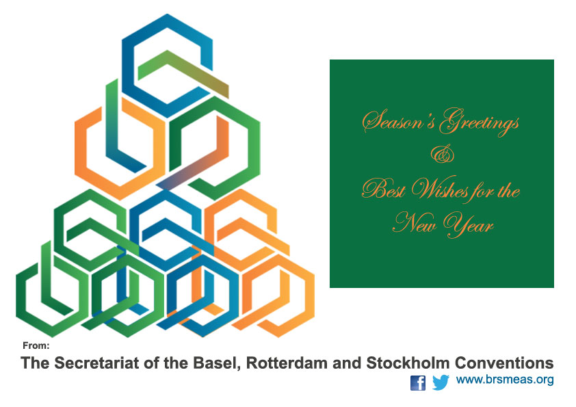 Season's greetings from the BRS Secretariat