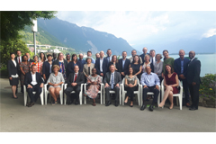 Convention heads meet to further improve knowledge management, access to information, and sharing